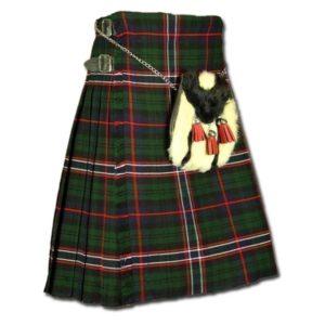 Scottish National Tartan Kilt