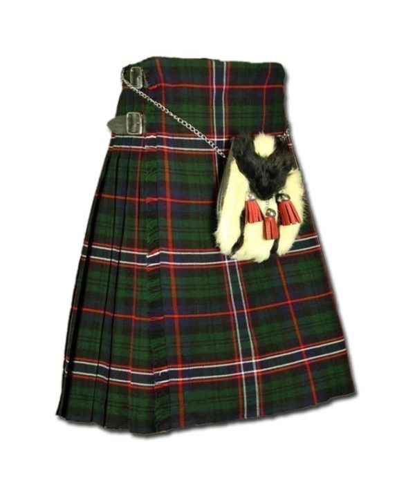 Scottish National Tartan Kilt - Ayaan Products