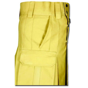 Slash Pocket Kilt for Elegant Men