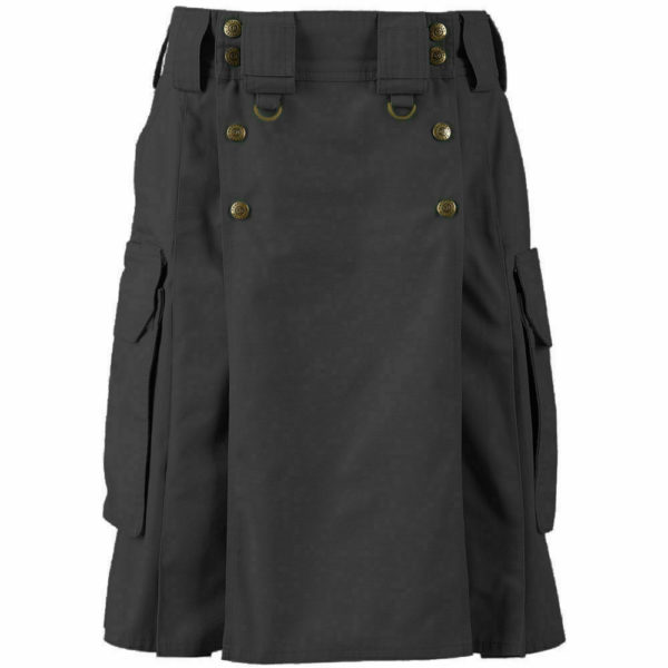 5.11 dark black tactical-duty-kilt..