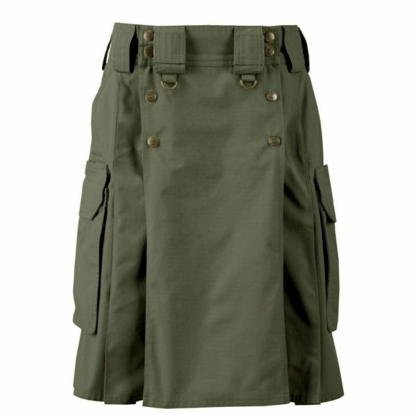 5.11 olive Green tactical-duty-kilt.
