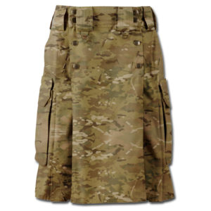 Tactical Kilt Duty Multicam