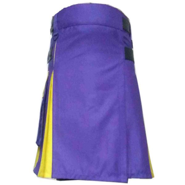 Blue-Yellow-hybrid-Utility-Kilt-front-1