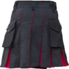 KJ-Black-Red-Hybrid-Kilt-back-4