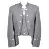 Sherrifmuir Grey Wool Pride Jacket
