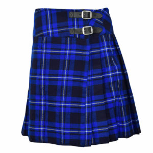 Ladies Knee Length American Patriot Modern Kilt
