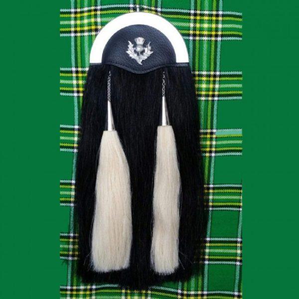 Original horse hair sporran