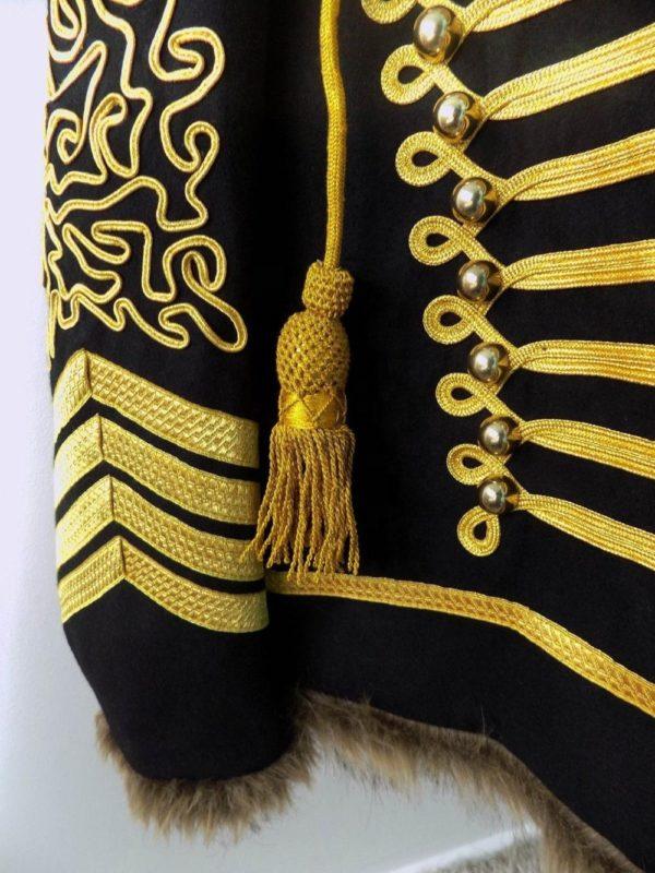 Napoleonic-Hussars-Uniform-Military-Style-Tunic-Pelisse-3