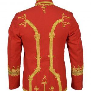 New Napoleonic Hussar Uniform Military Style Tunic Pelisse Jimmi Hendrix