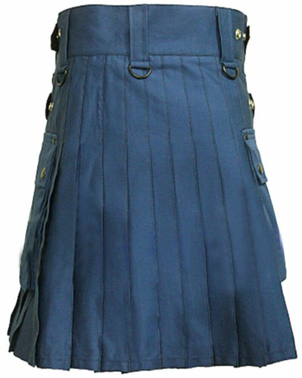 Scottish Fashion Utility Kilt