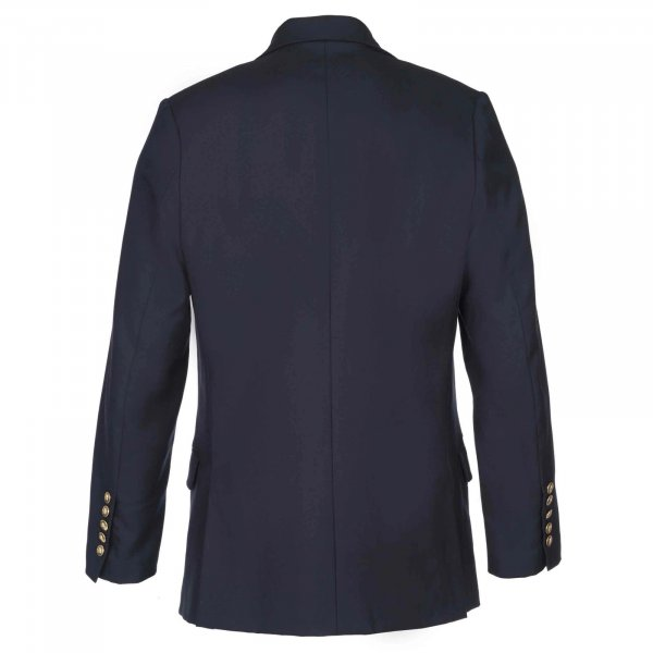 Prince Charlie Double Breasted Blazer Jacket