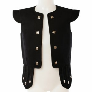 Chieftain Waistcoat 100% Wool Weddings Dresses