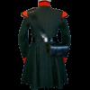 Men's Military British Coat Men's Fashion Hussar Jacket