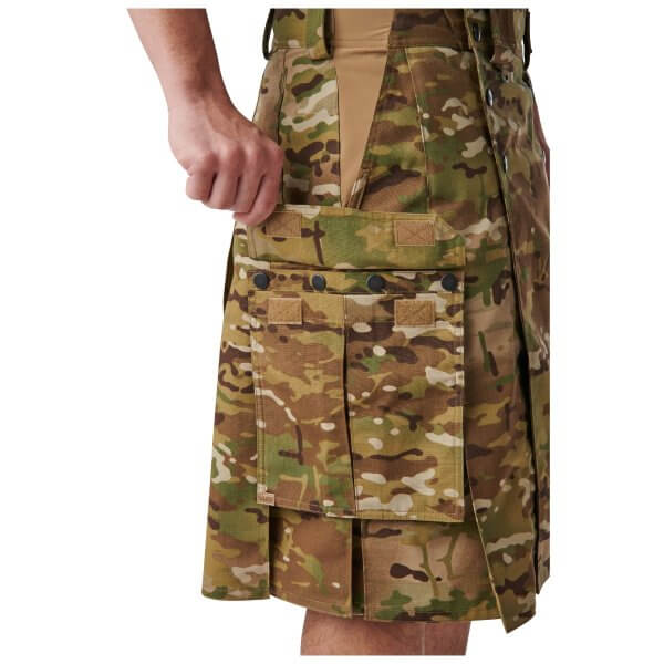 COMMANDO KILT MULTICAM