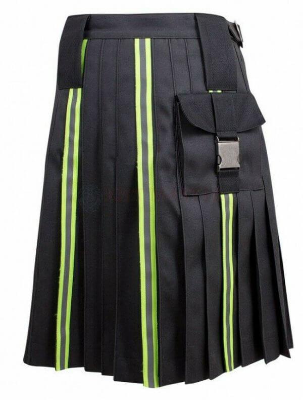 New Great Scottish Best Firefighter Kilt